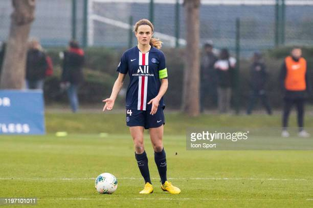 Irene PAREDES of PSG FC during the Division 1 match between Paris and Metz at Stade Jean Bouin on January 25, 2020 in Paris, France.