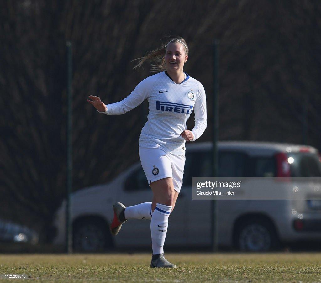 ITA: FC Internazionale v Genoa - Women Serie B