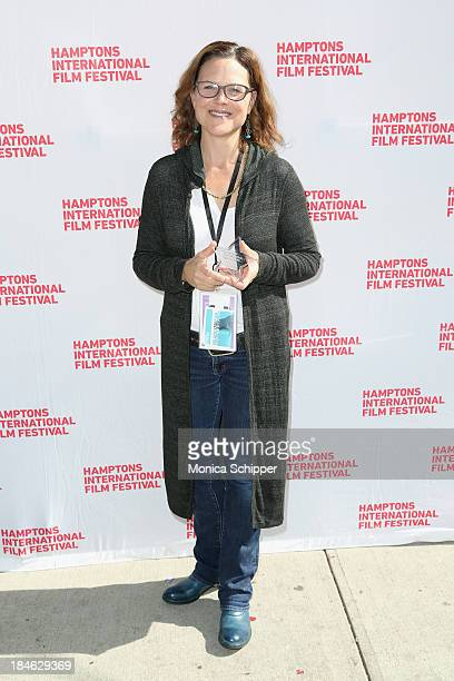 Irene Taylor Brodsky attends the 21st Annual Hamptons International Film Festival Closing Day on October 14, 2013 in East Hampton, New York.