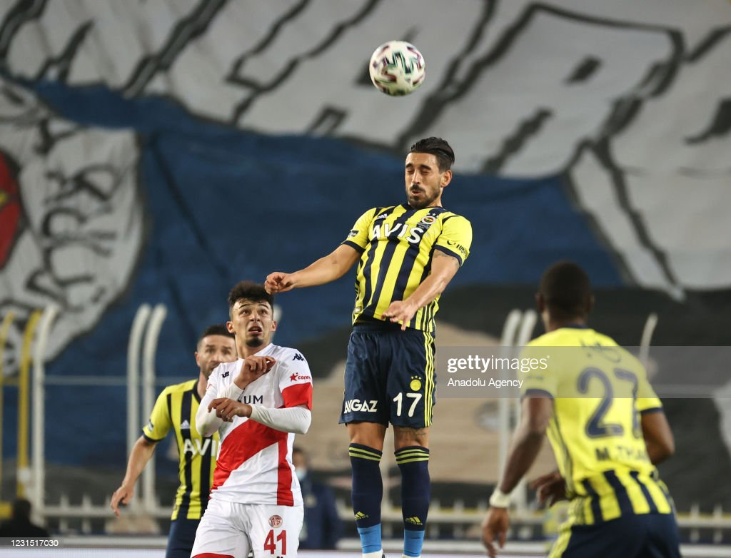Fenerbahce v Fraport TAV Antalyaspor - Turkish Super Lig : News Photo