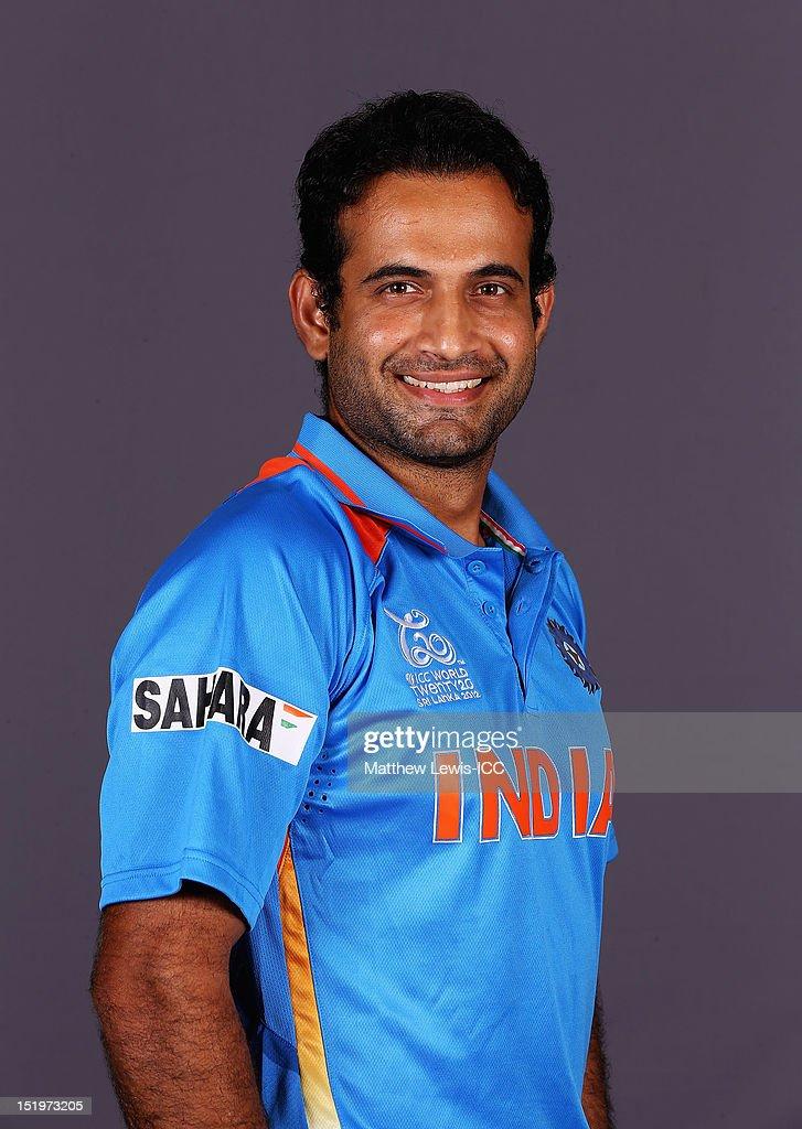India Portrait Session - ICC World Twenty20 2012
