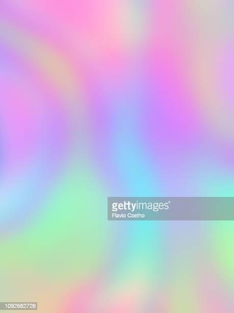 Iridescent texture