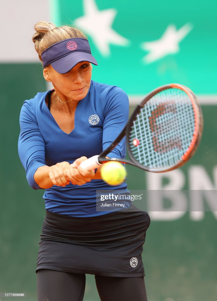 2020 French Open - Day Three : News Photo