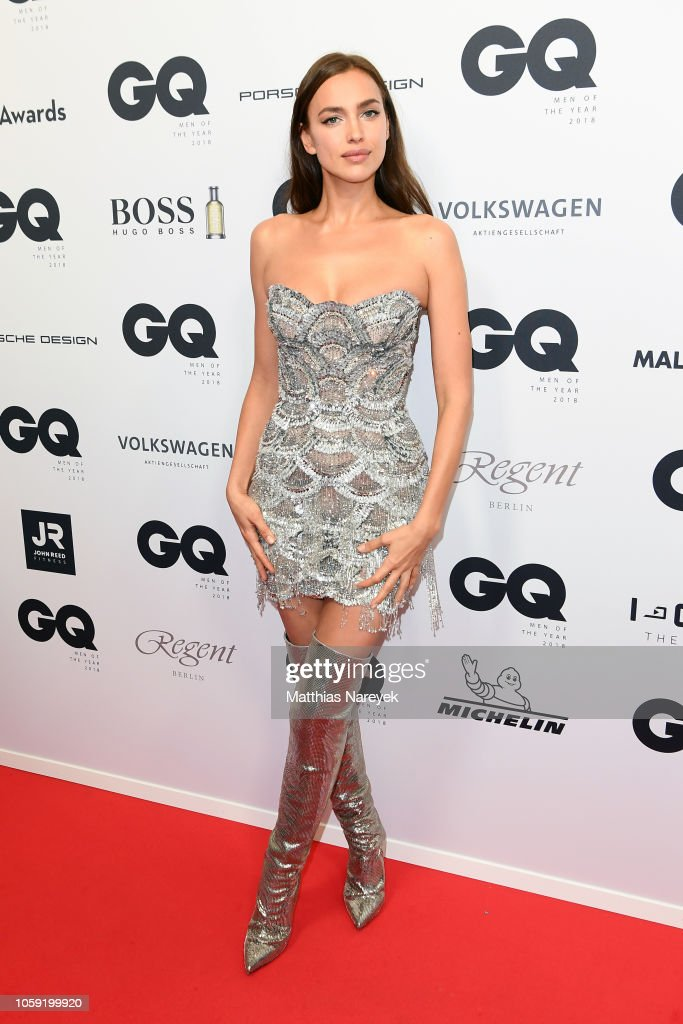 Red Carpet Arrivals - GQ Men Of The Year Award 2018 : News Photo