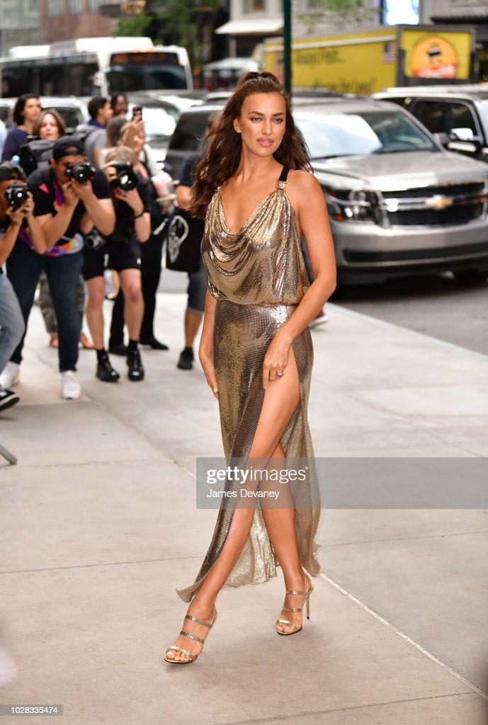 Celebrity Sightings in New York City - September 6, 2018 : News Photo