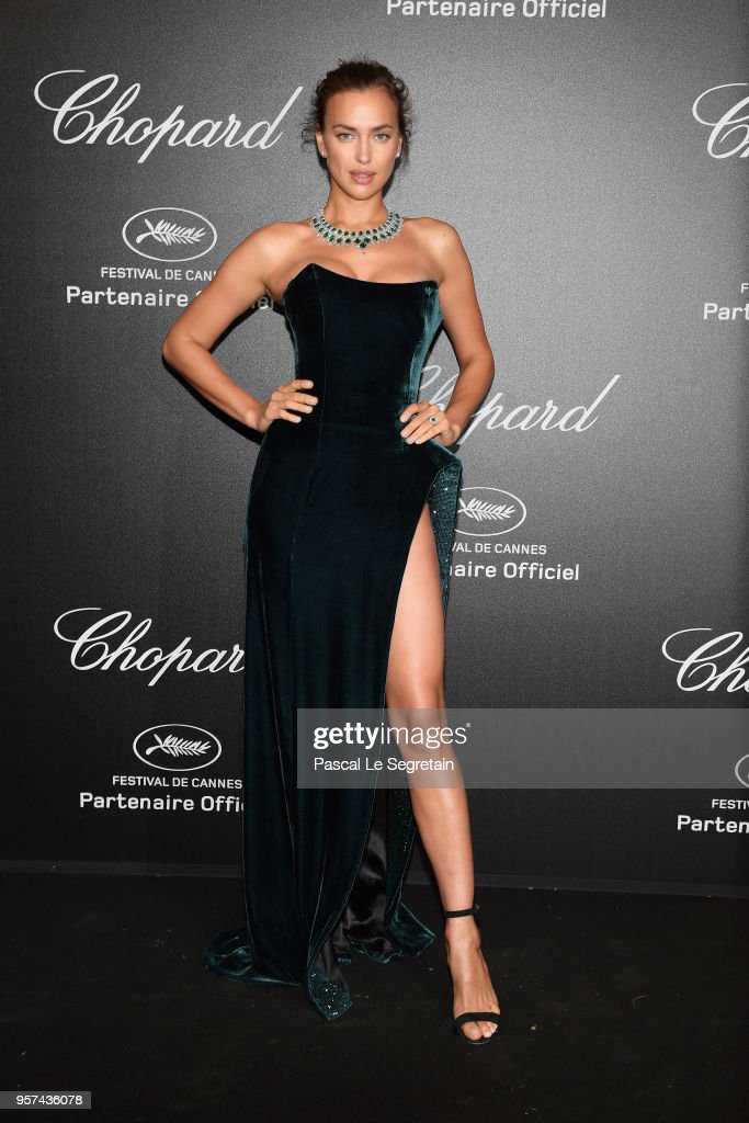 Chopard Secret Night - Arrivals - The 71st Annual Cannes Film Festival : News Photo