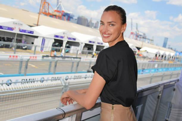 NY: Celebrities Attend The ABB FIA Formula E New York City E-Prix 2019