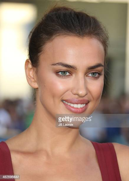 Irina Shayk attends the Hercules Los Angeles Premiere on July 23 2014 at the TCL Chinese Theatre in Hollywood California