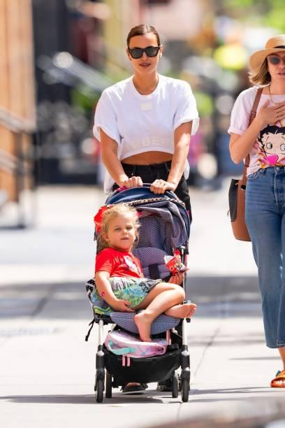 NY: Celebrity Sightings In New York City - June 23, 2021
