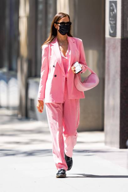 NY: Celebrity Sightings In New York City - May 14, 2021