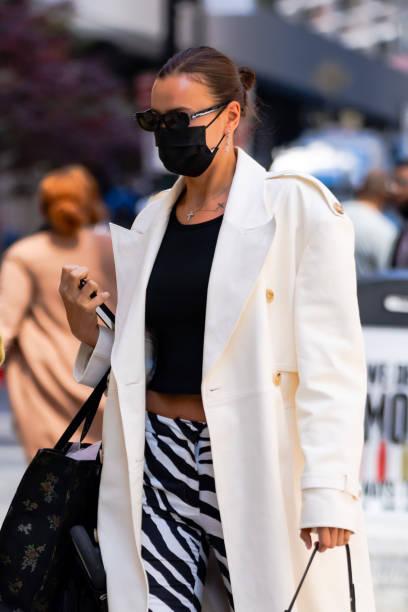 NY: Celebrity Sightings In New York City - May 11, 2021