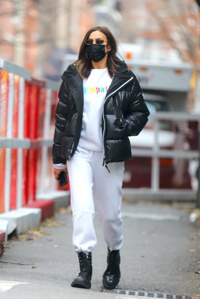 NY: Celebrity Sightings In New York City - December 04, 2020