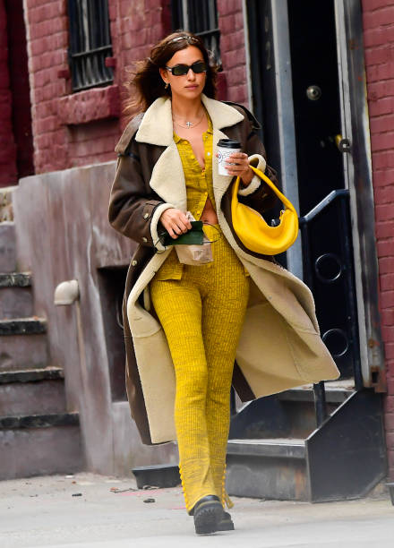 NY: Celebrity Sightings In New York City - January 22, 2021
