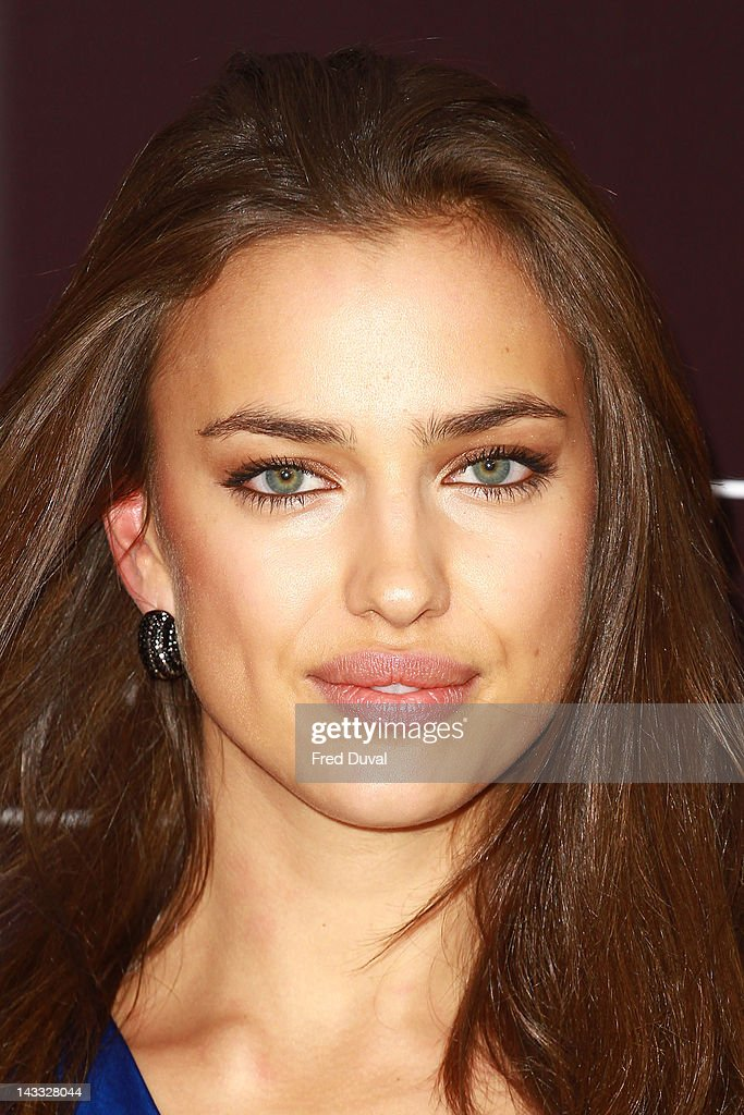 Irina Shayk Launches Intimissimi Perfect Bra Collection And Book : News Photo