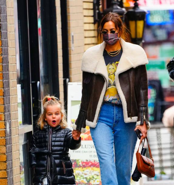 NY: Celebrity Sightings In New York City - April 12, 2021