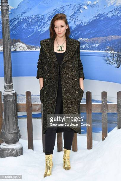 Irina Starshenbaum attends the Chanel show as part of the Paris Fashion Week Womenswear Fall/Winter 2019/2020 on March 05 2019 in Paris France