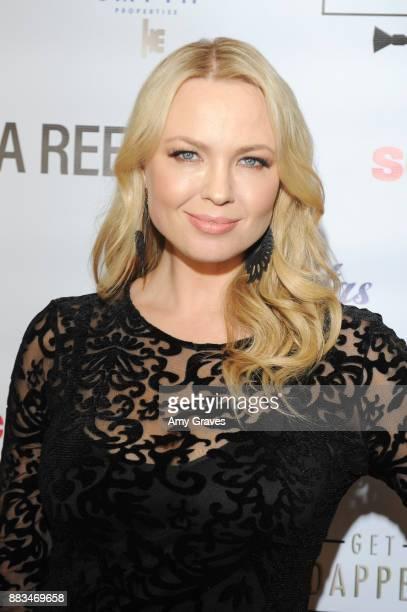Irina Voronina attends the Scramble Feature Film Worldwide Premiere on November 30 2017 in Los Angeles California