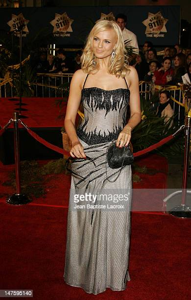 Irina Voronina during Reno 911 Miami Los Angeles Premiere Arrivals at Grauman's Chinese Theater in Hollywood California United States