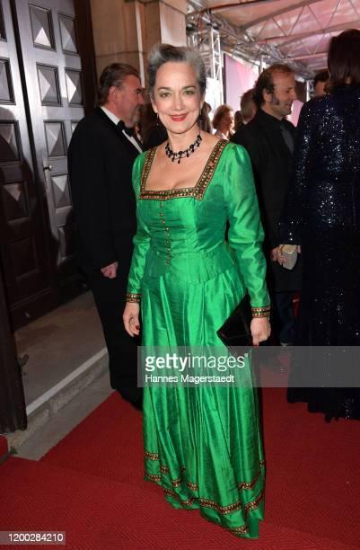 Irina Wanka attends the Bayerischer Filmpreis 2020 at Prinzregententheater on January 17 2020 in Munich Germany