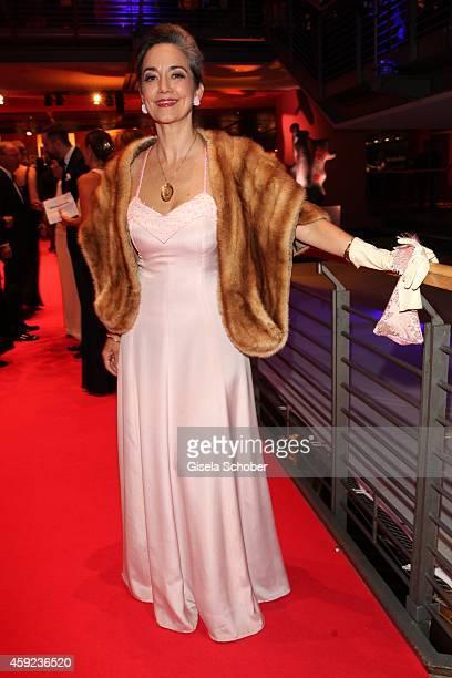 Irina Wanka during the Bambi Awards 2014 on November 13 2014 in Berlin Germany