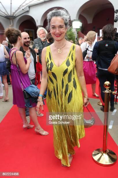 Irina Wanka during the Bavaria Film reception during the Munich Film Festival 2017 at Kuenstlerhaus am Lenbachplatz on June 27 2017 in Munich Germany