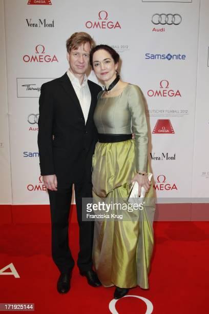 Irina Wanka Mit Ehemann Roland KuhneWanka Beim 39Deutschen Filmball Im Hotel Bayrischer Hof In München