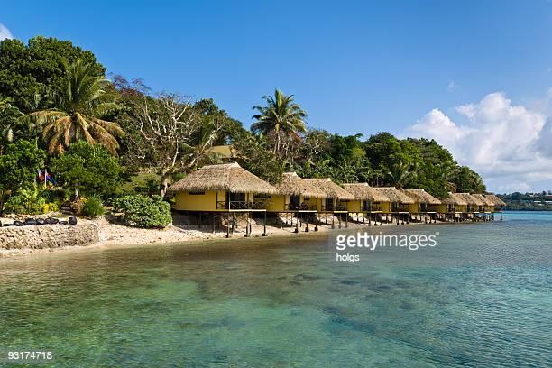 Iririki Island in Vanuatu