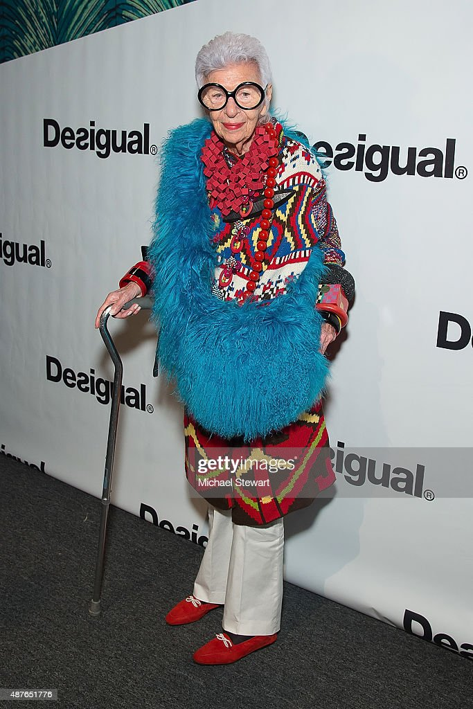 Desigual - Front Row & Backstage - Spring 2016 New York Fashion Week: The Shows