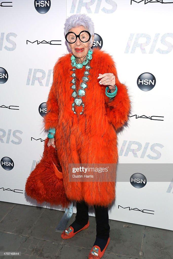 'Iris' New York Premiere : News Photo