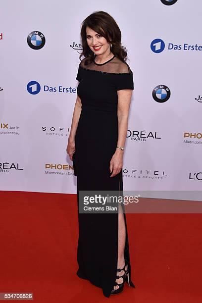 Iris Berben attends the Lola German Film Award on May 27 2016 in Berlin Germany
