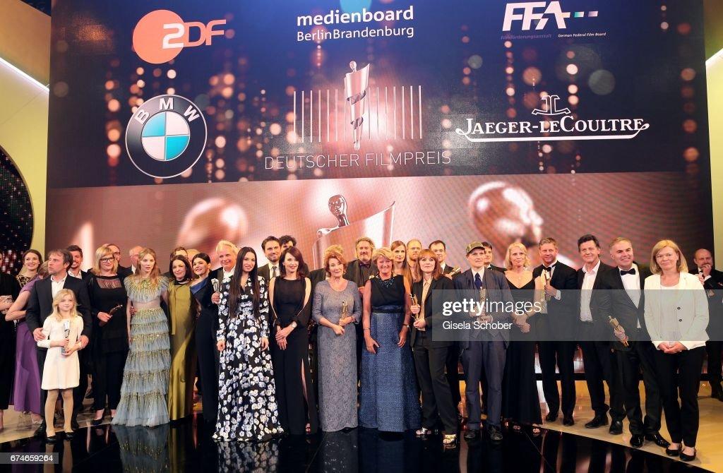 Lola - German Film Award 2017 - Show : News Photo