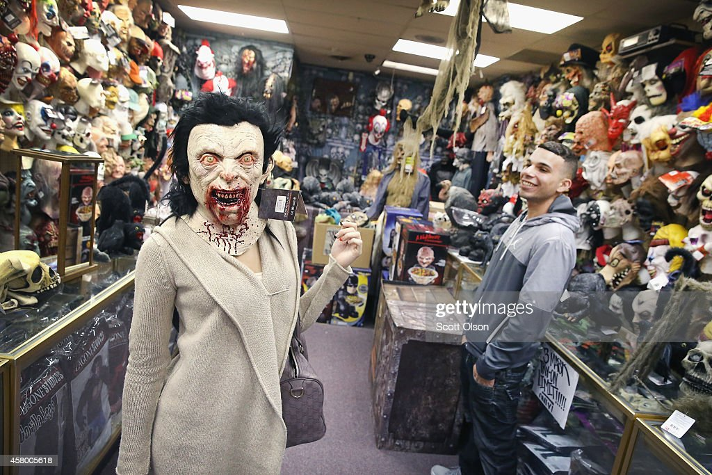 From The Frightful To The Frilly, Costume Shop Prepares For ...