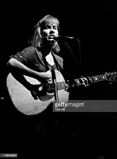 Iris DeMent Country singer during Iris DeMent Performs at The Variety Playhouse September 11 1994 at Variety Playhouse in Atlanta Georgia United...