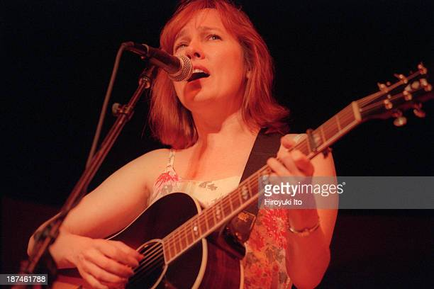 Iris DeMent performing at Town Hall on Thursday night September 16 1999