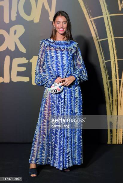 Iris Law attends Fashion For Relief London 2019 at The British Museum on September 14, 2019 in London, England.