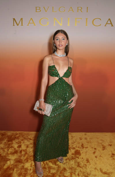 GBR: Bvlgari Magnifica Gala Dinner At Spencer House