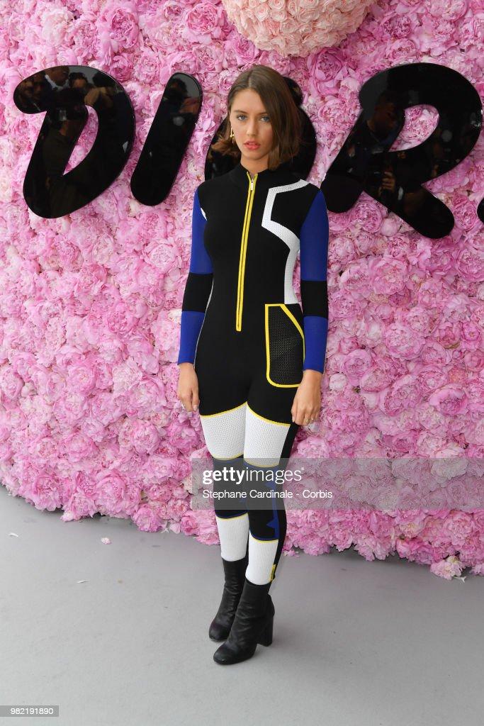 Dior Homme : Front Row - Paris Fashion Week - Menswear Spring/Summer 2019