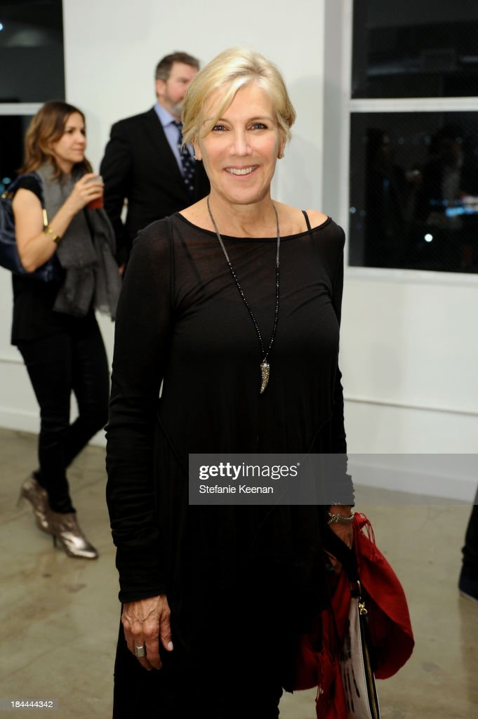 Iris Marden attends The Mistake Room's Benefit Auction on October 13, 2013 in Los Angeles, California.