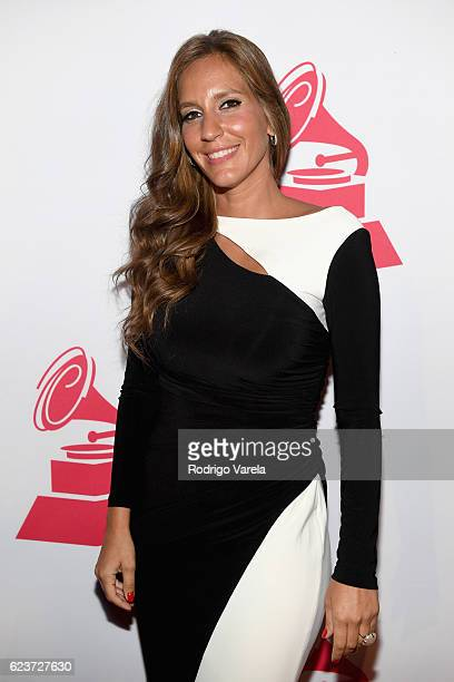Iris Oliveros attends the 2016 Latin Recording Academy Special Awards during the 17th annual Latin Grammy Awards on November 16 2016 in Las Vegas...