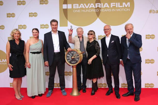 DEU: Bavaria Film Fest Reception - One Hundred Years in Motion
