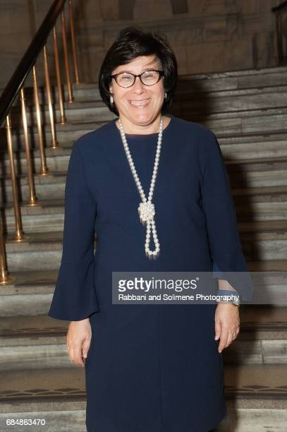 Iris Weinshall attends The New York Public Library 2017 Spring Dinner at The New York Public Library Stephen A Schwarzman Building on May 18 2017 in...