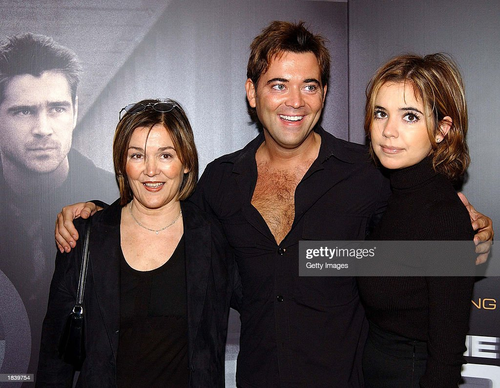 """Celebrities Attend A Screening Of  """"The Recruit"""" In Dublin : News Photo"""
