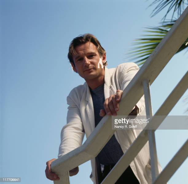 Irish actor Liam Neeson circa 1987
