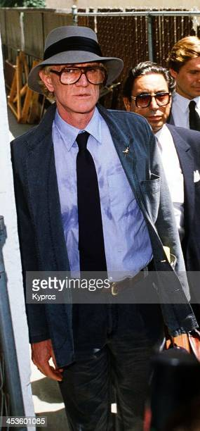 Irish actor Richard Harris circa 1985