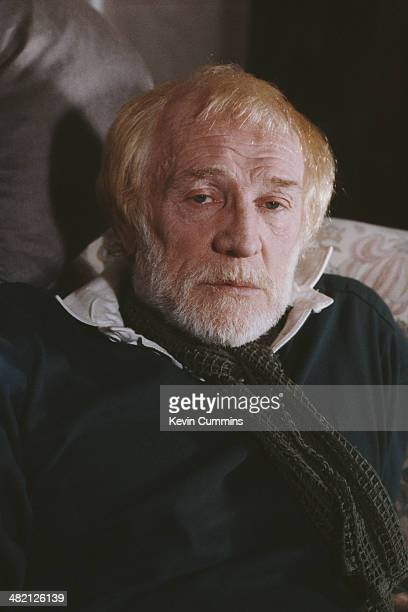 Irish actor Richard Harris circa 1990