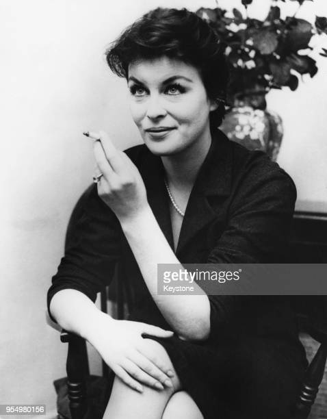 Irish actress Constance Smith 10th March 1960