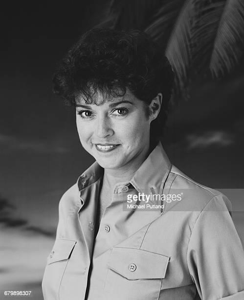Irish actress Gemma Craven London 1989