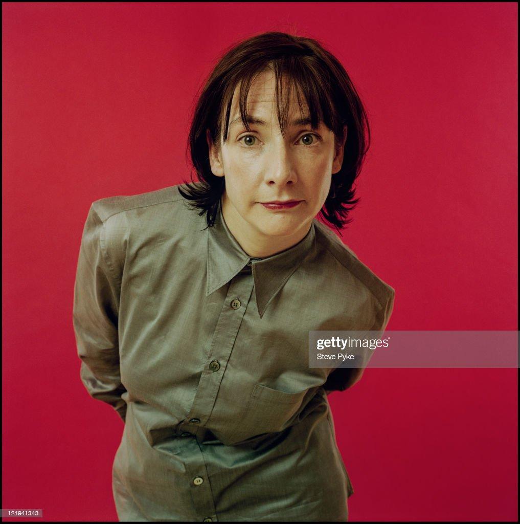 Irish actress writer and comedian, Pauline McLynn, London