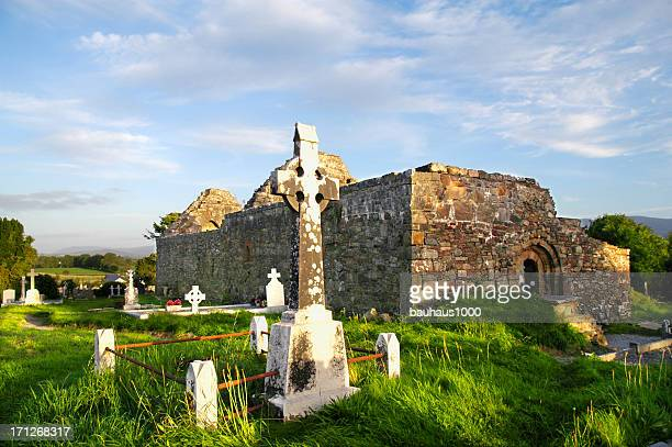 Irish Cemetery and Church Ruin