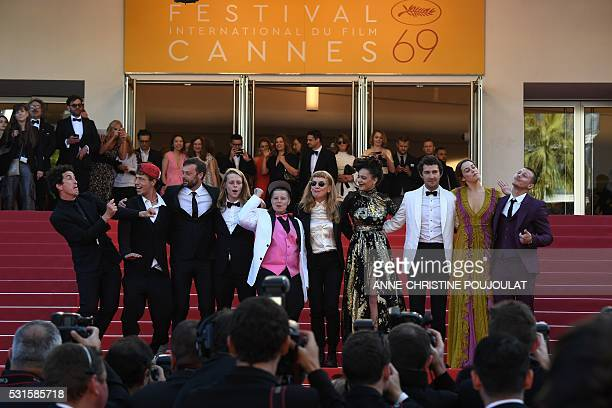 Irish cinematographer Robbie Ryan US actor Raymond Coalson Danish producer Lars Knudsen US actor Isaiah Stone US actress Veronica Ezell British...